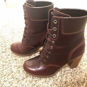 Timberland Heeled Boot